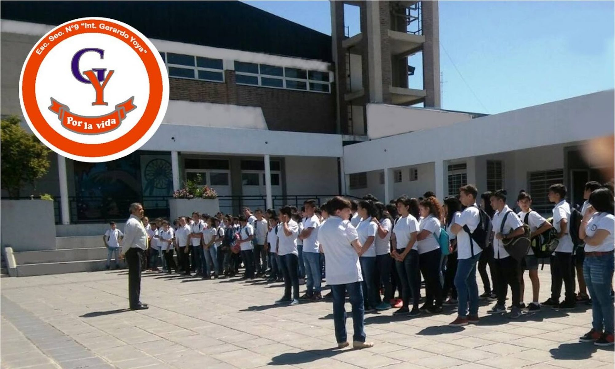 """Escuela Secundaria N° 9 """"Intendente Gerardo Yoya"""""""