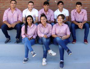 Alumnos egresados de la Orientación en Ciencias Sociales.